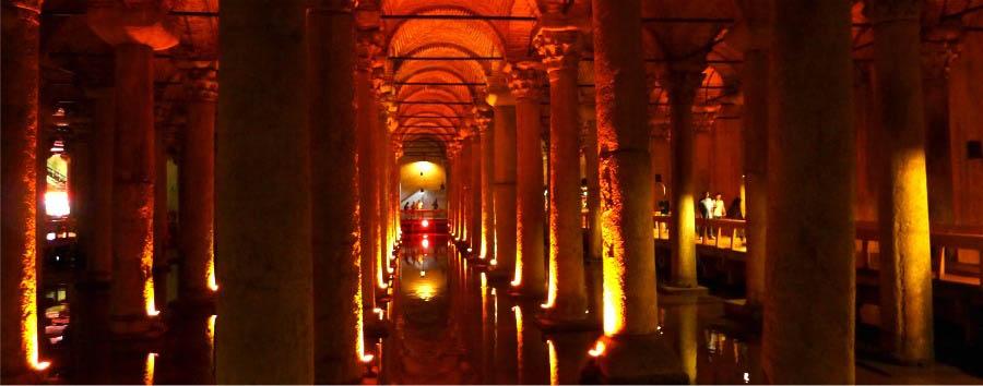 Istanbul Confidential - Turkey Istanbul, Basilica Cistern