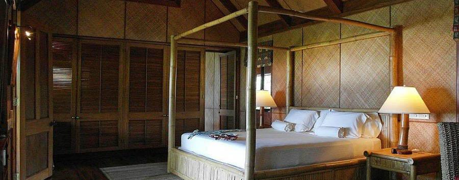 Fiji, mare a Wakaya Island - Fiji Wakaya Club & Spa, Garden View Bure Bedroom