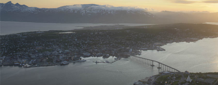Norway - Tromsø, Panoramic View © CH - Visitnorway.com