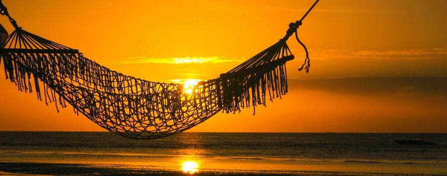 Culture & Lifestyle - Philippines Bohol Beach Club, Hammock at Sunrise © Alan Sevilla
