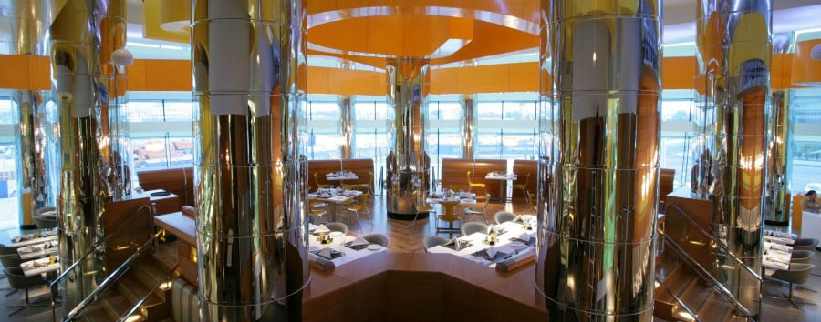 Aloft Abu Dhabi - Dine Restaurant