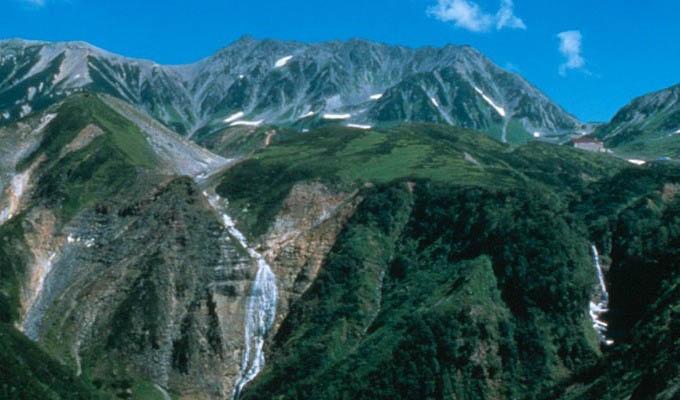 Mount Tateyama - Japan