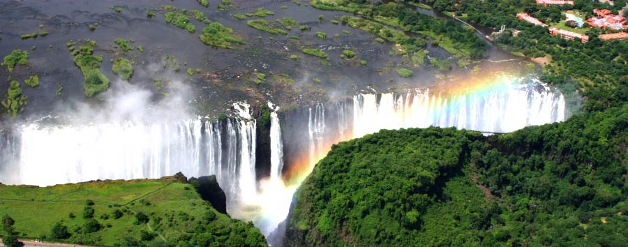 Botswana Wild Parks - Zimbabwe Victoria Falls