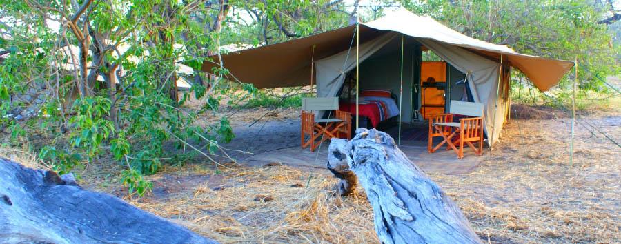 Khawai Bedouin Camp - Exterior View Camp