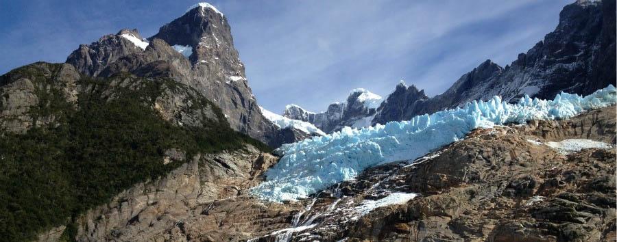 Torri di granito e faggi australi - Chile Balmaceda and Serrano Glaciers