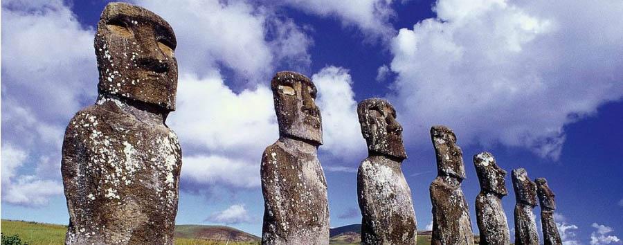 Amor Explora Rapa Nui - Easter Island Ahu Tongariki moai