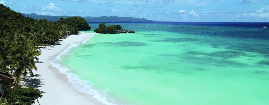 Mare a Boracay - Philippines Boracay, Punta Punga Beach