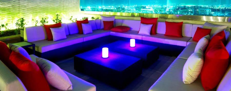Aloft Abu Dhabi - Maї Café