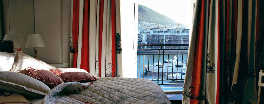 Cape Grace - Marina view room
