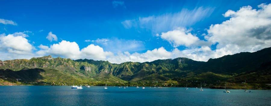 Crociera inusuale nelle Isole Marchesi - Marquesas Islands Landscape