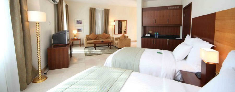 Salalah Marriott Resort - Studio twin chalet