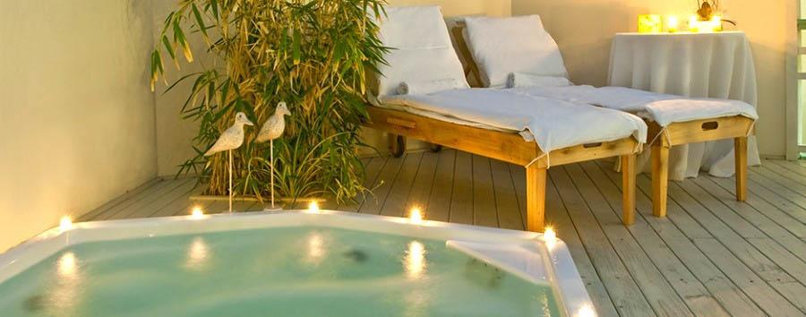 Hotel Peninsula Valdes - Spa Jacuzzi