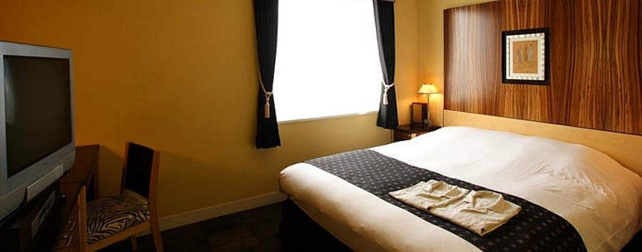 Hotel Monterey La Soeur Fukuoka - Double room
