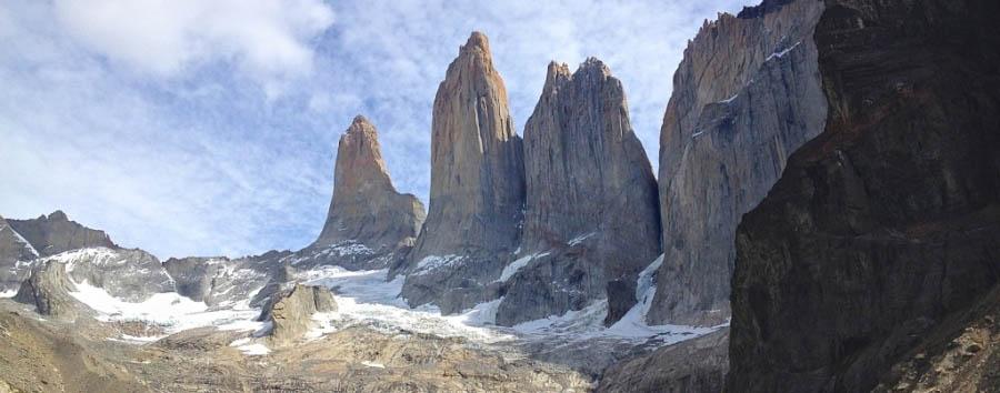 Cile, Mi Tierra Patagonia - Chile Torres del Paine: Cuernos del Paine
