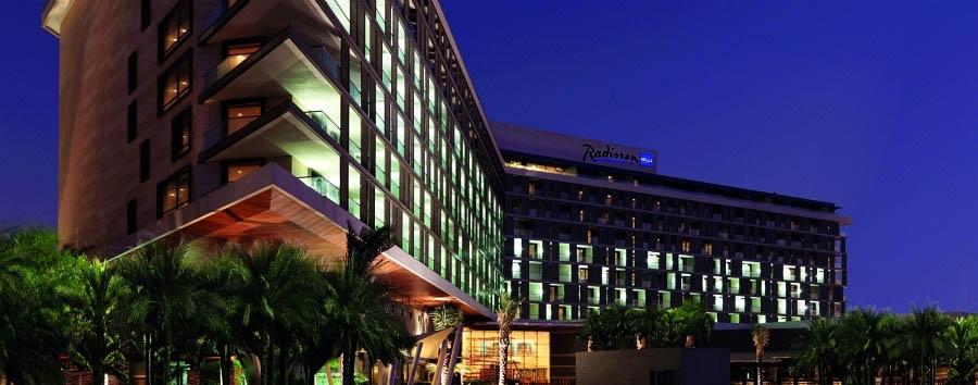 Mare ad Abu Dhabi - Abu Dhabi Radisson Blu Hotel, Abu Dhabi Yas Island