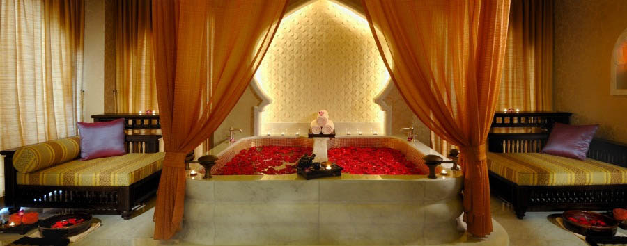 Emirates Palace - Spa Treatment Room