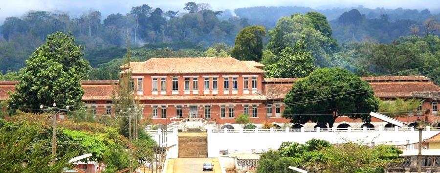 Tropical Green & Colonial Style  - São Tomé Roça Agostino Neto