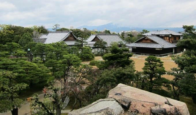 Kyoto, Nijo Castle - Japan
