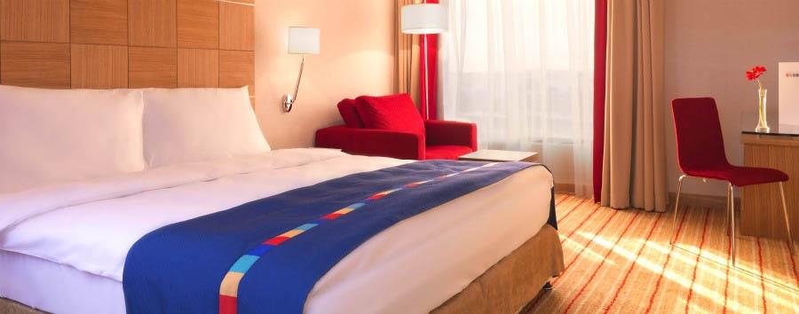 Park Inn Hotel Muscat - Standard Double Room