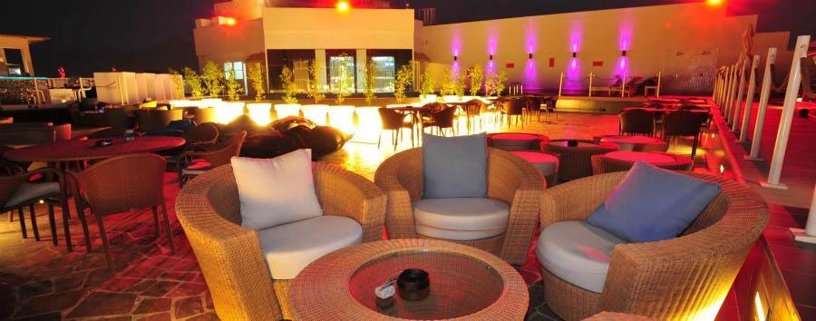 Park Inn Hotel Muscat - Sama Terrazza Restaurant