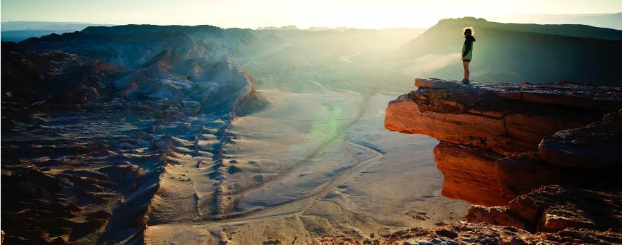 Mosaico cileno: Deserto di Atacama - Chile Atacama Desert © Ricardo Javier Martinez