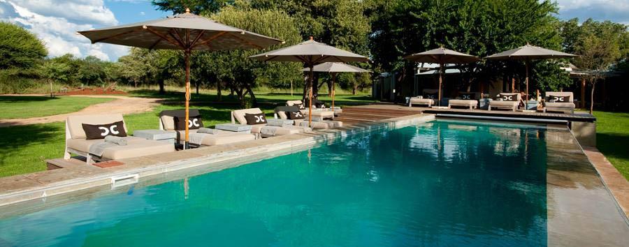 Morukuru Family - Farm House - Pool