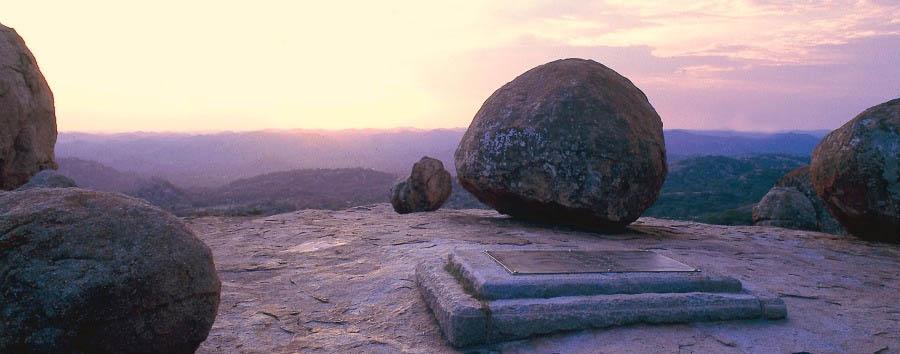 Intimate Zimbabwe - Zimbabwe Matobo Hills National Park, Rhodes' Grave