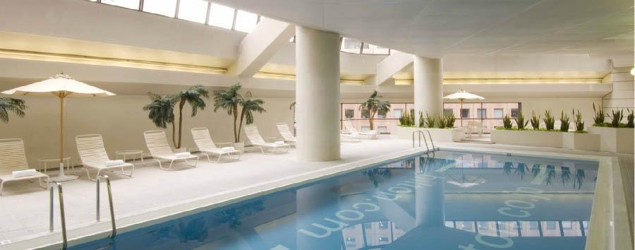 Hilton Tokyo Hotel - Swimming pool