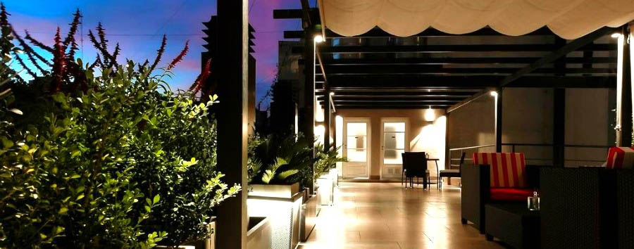San Telmo Luxury Suites - Terrace