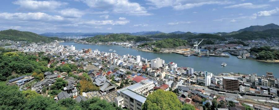 Miyajima e Hiroshima - Japan Onomichi, City View