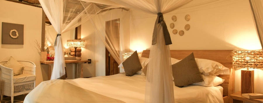 Kanyemba Lodge - Chalet Bedroom