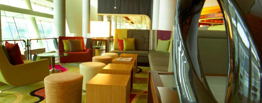 Aloft Abu Dhabi - Hotel Lounge