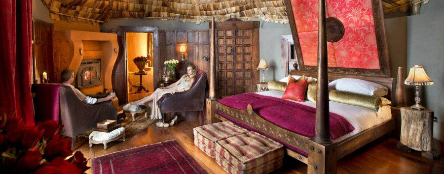Ngorongoro+Crater+Lodge+-+Suite+Bedroom