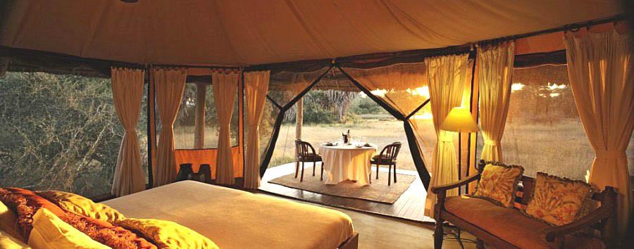 Siwandu - Stunning tent at Siwandu