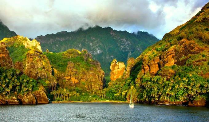 Fatu Hiva Island - Marquesas Islands