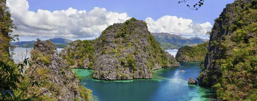 Palawan Experience - Philippines Palawan, Coron Island View