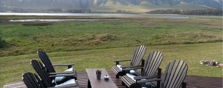 South Africa De Charme - South Africa View from Mosaic Private Sanctuary's Wooden Deck