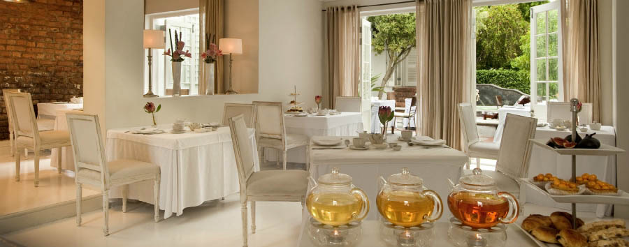 Cape Cadogan Boutique Hotel - Breakfast