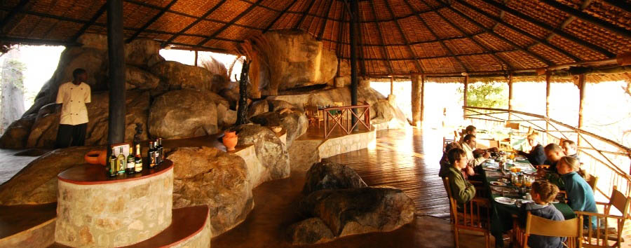 Ruaha River Lodge - Dining