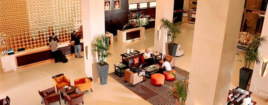 Media Rotana - Hotel Reception