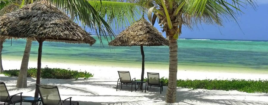 Zanzibar, Breezes Beach Club & Spa - Zanzibar Breezes Beach Club & Spa, Bweeju-Paje Beach View