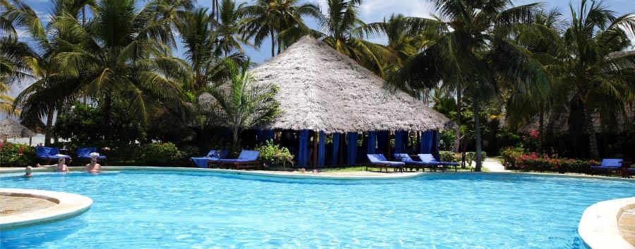Breezes Beach Club & Spa Zanzibar - Pool Area