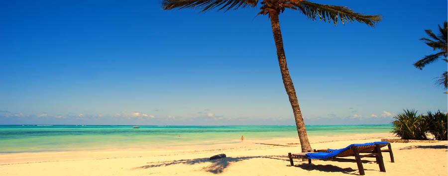 Karafuu Hotel Beach Resort - Private Beach