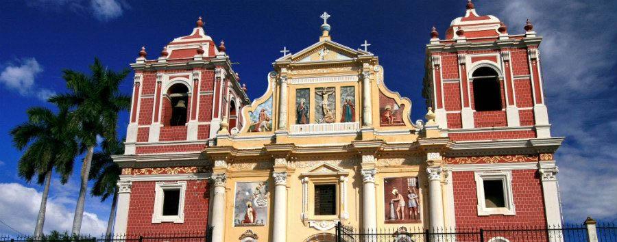 Nicaragua, fascino coloniale - Nicaragua León, Iglesia de El Calvario