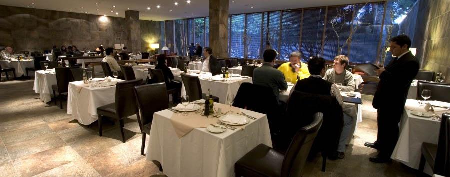 Cabo de Hornos Hotel - The Restaurant