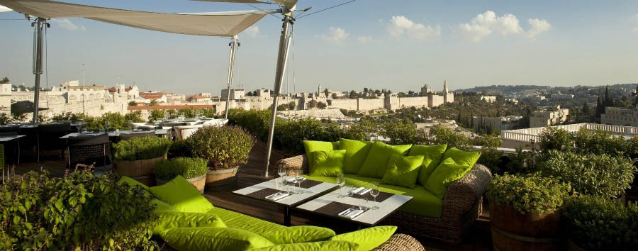Mamilla+Hotel+-+View+from+the+Rooftop+Restaurant