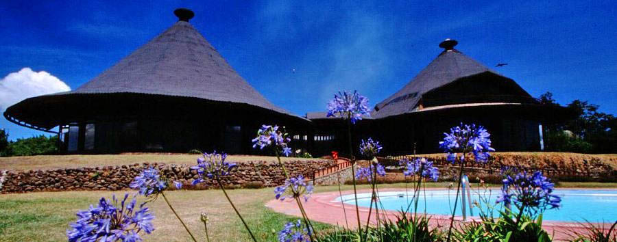 Ngorongoro Sopa Lodge -