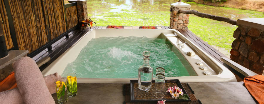 Mfuwe Lodge - Bush Spa