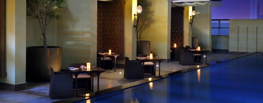 Southern Sun Abu Dhabi - Balcon Terrace