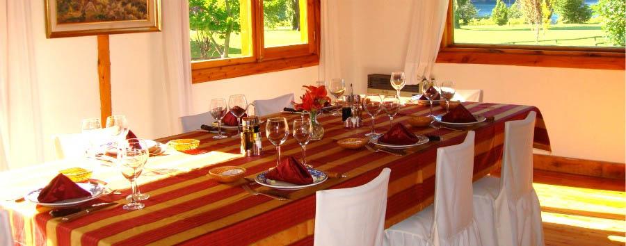 Estancia Peuma Hue - Ñire Dining Room